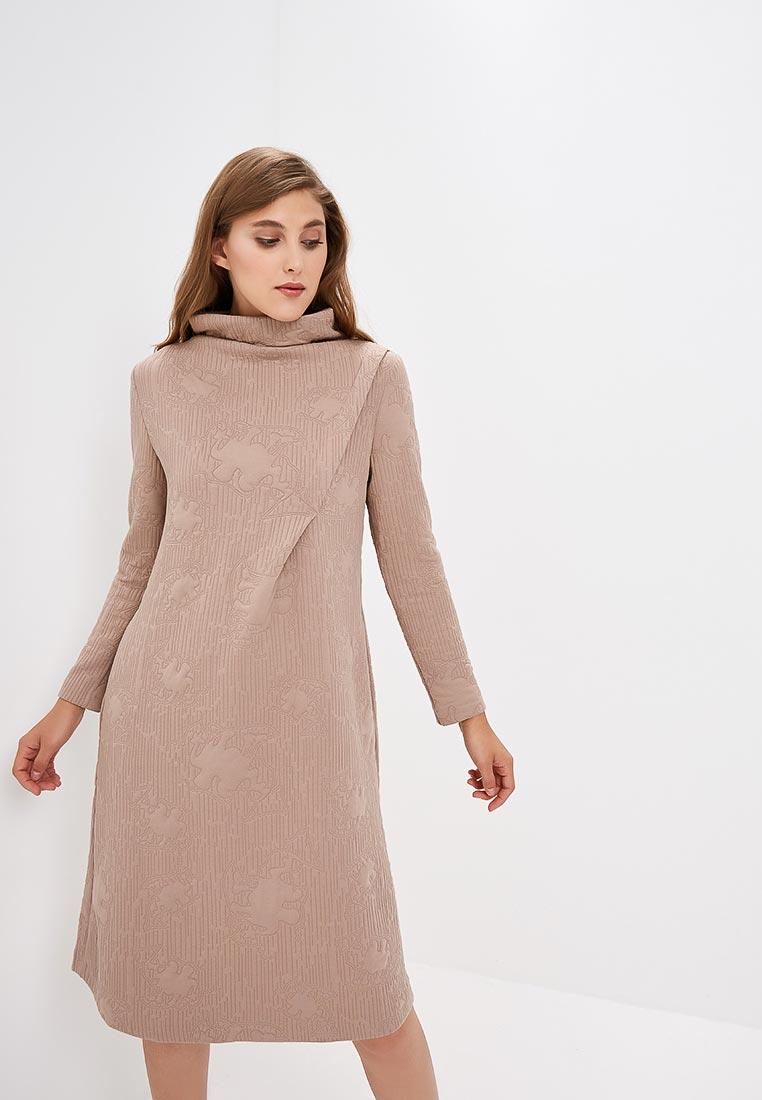 "Вязаное платье MadaM T (Мадам Т) ПО4331/39 Платье жен. ""Лилуна"""