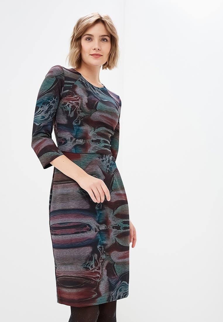 """Повседневное платье MadaM T (Мадам Т) ПО4357/1619 Платье жен. """"Солидаго"""""""