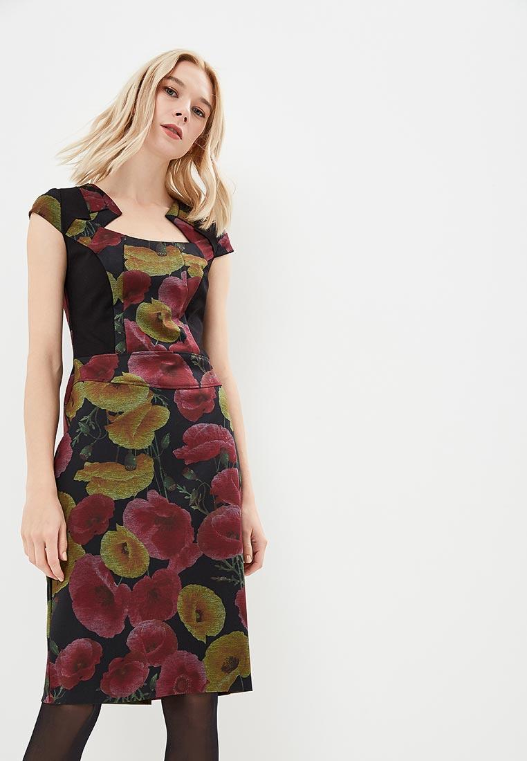 """Повседневное платье MadaM T (Мадам Т) ПО4359/1218 Платье жен. """"Абина"""""""