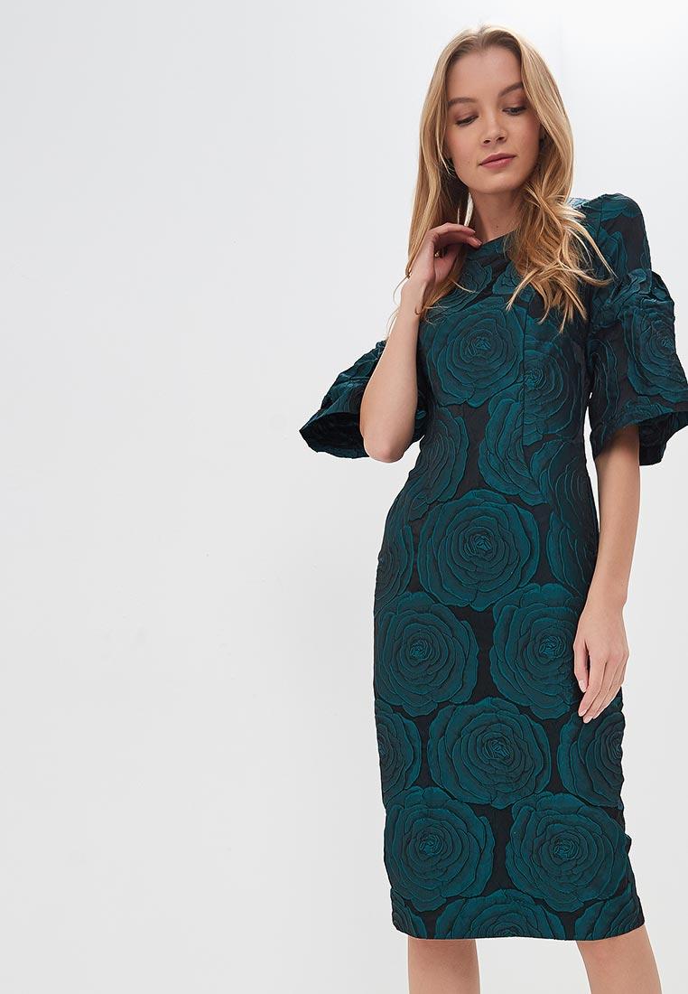 """Повседневное платье MadaM T (Мадам Т) ПО4271/1103 """"Дега"""""""