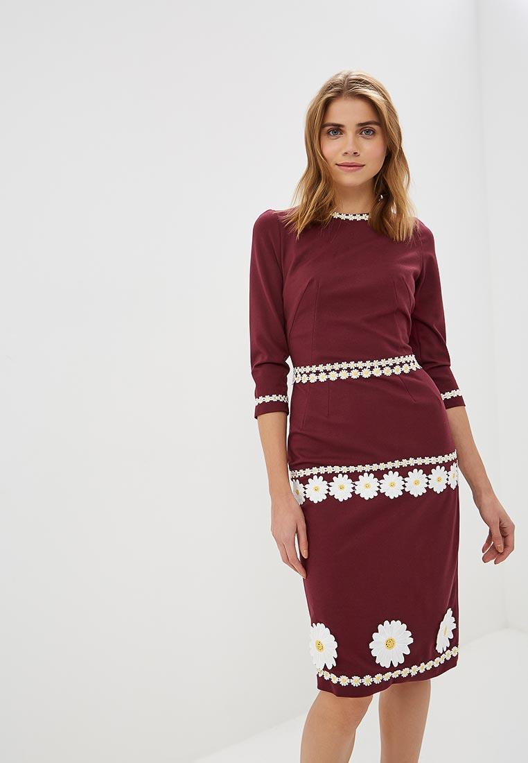 """Повседневное платье MadaM T (Мадам Т) ПО4497/08 """"Рекана"""""""