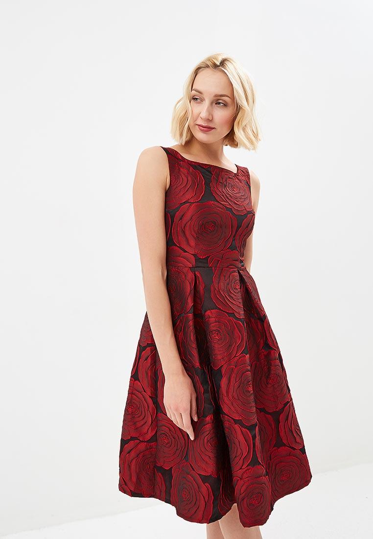 """Вечернее / коктейльное платье MadaM T (Мадам Т) ПО4260/0803 """"Аника"""""""