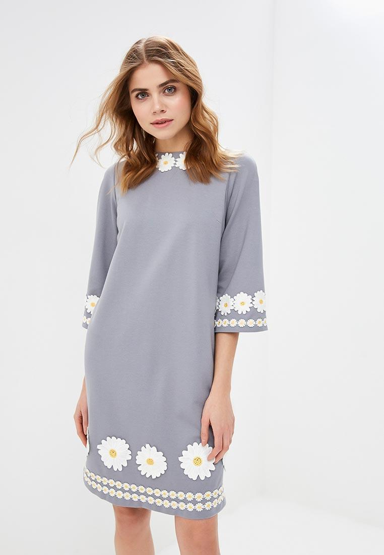 """Повседневное платье MadaM T (Мадам Т) ПО4575/16 """"Меланика"""""""