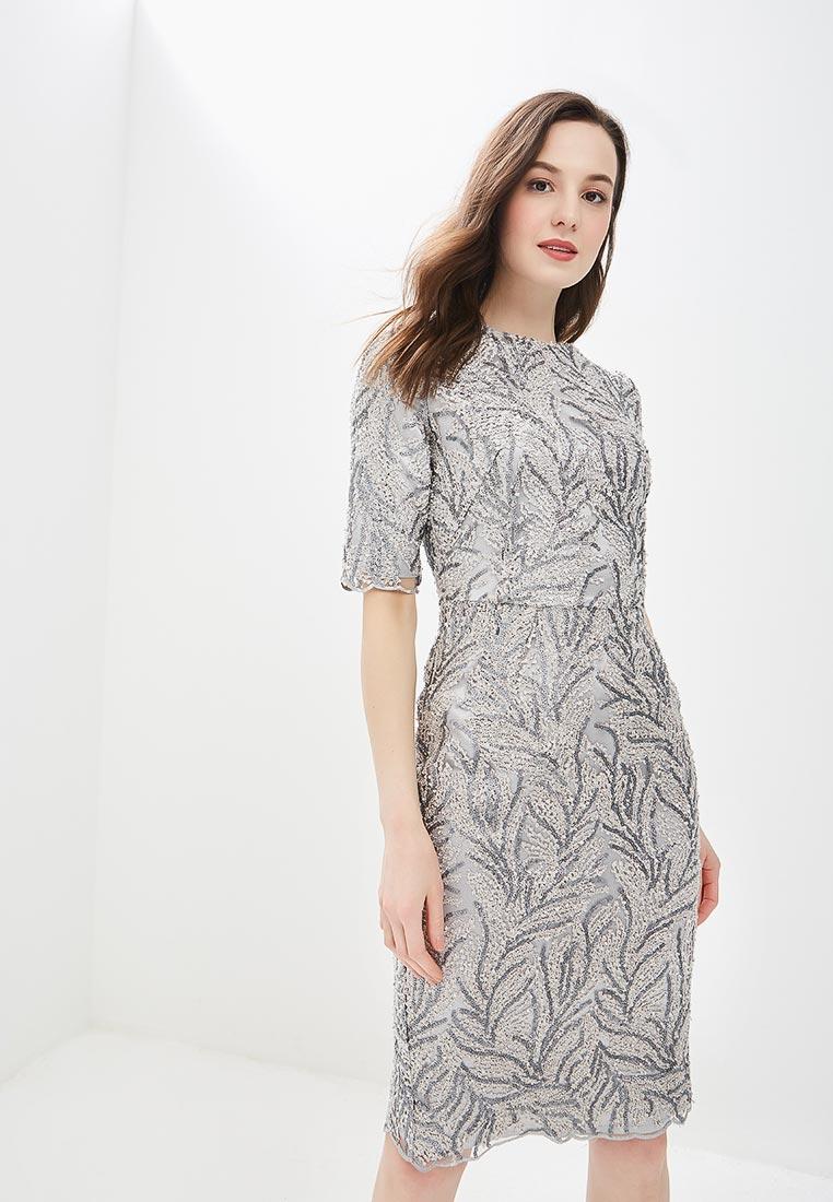 """Вечернее / коктейльное платье MadaM T (Мадам Т) ПВ4626/28 """"Тропикана"""""""