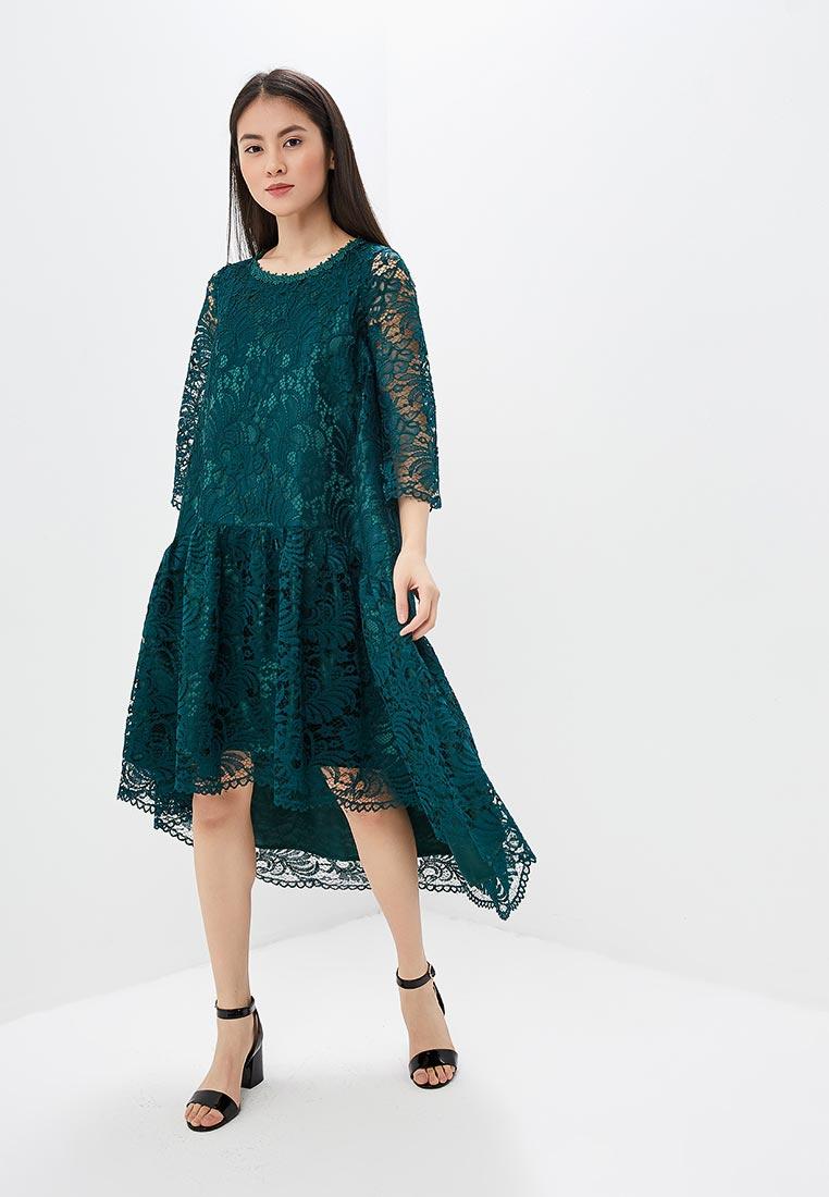 """Вечернее / коктейльное платье MadaM T (Мадам Т) ПВ4634/11 """"Эва"""""""