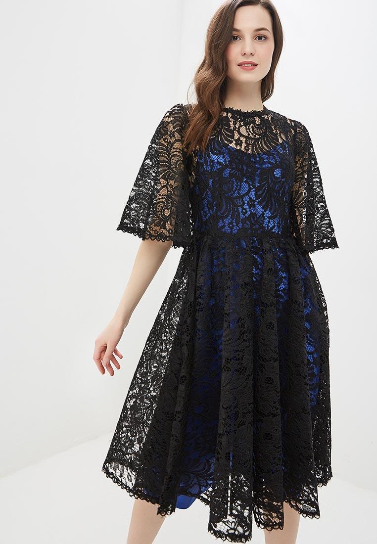 """Вечернее / коктейльное платье MadaM T (Мадам Т) ПВ4635/03 """"Бонжурия"""""""