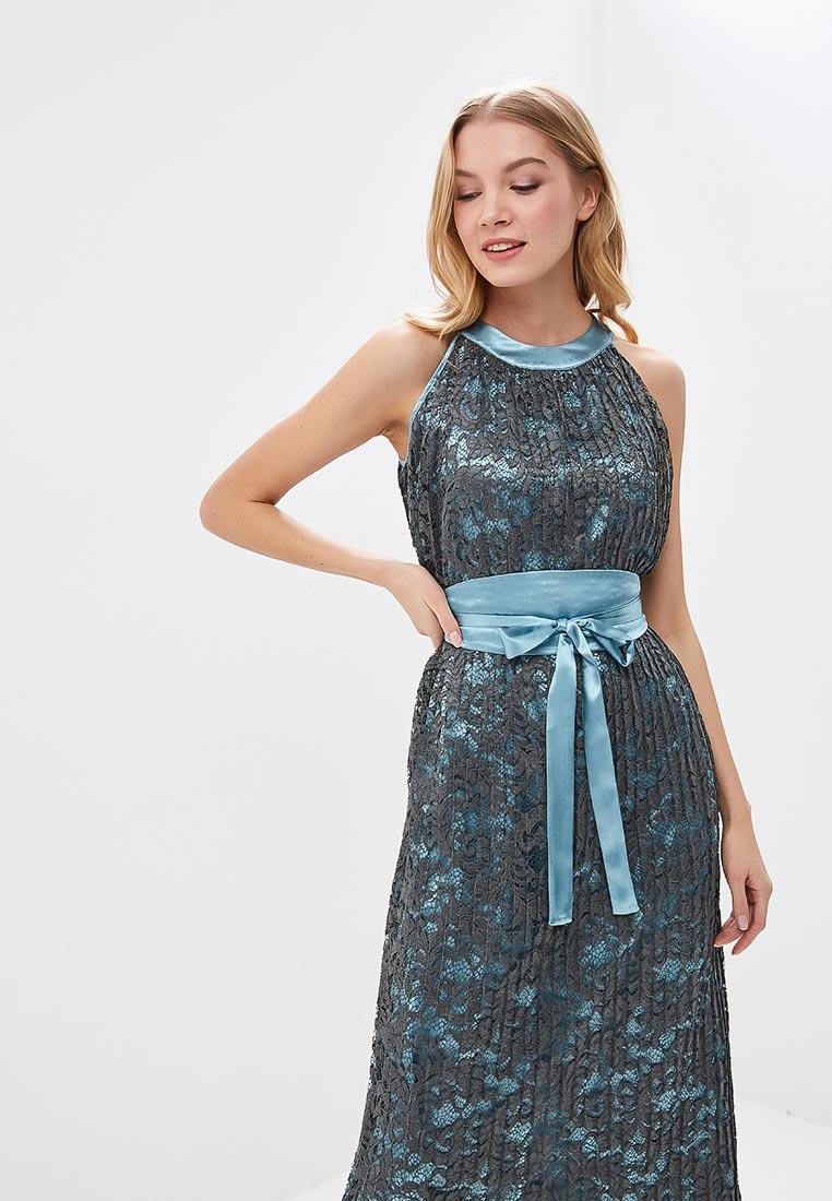 """Вечернее / коктейльное платье MadaM T (Мадам Т) ПВ4638/54 """"Фузия"""": изображение 2"""
