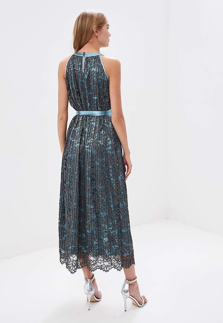 """Вечернее / коктейльное платье MadaM T (Мадам Т) ПВ4638/54 """"Фузия"""": изображение 3"""