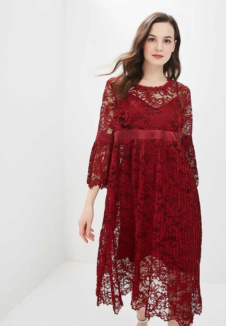 """Вечернее / коктейльное платье MadaM T (Мадам Т) ПВ4640/08 """"Галаксия"""""""