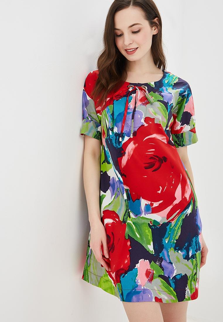 """Повседневное платье MadaM T (Мадам Т) ПЛ4063/0212 """"Лаура"""""""