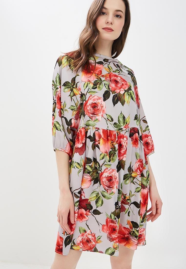 """Повседневное платье MadaM T (Мадам Т) ПЛ4659/1640 """"Адамаса"""""""