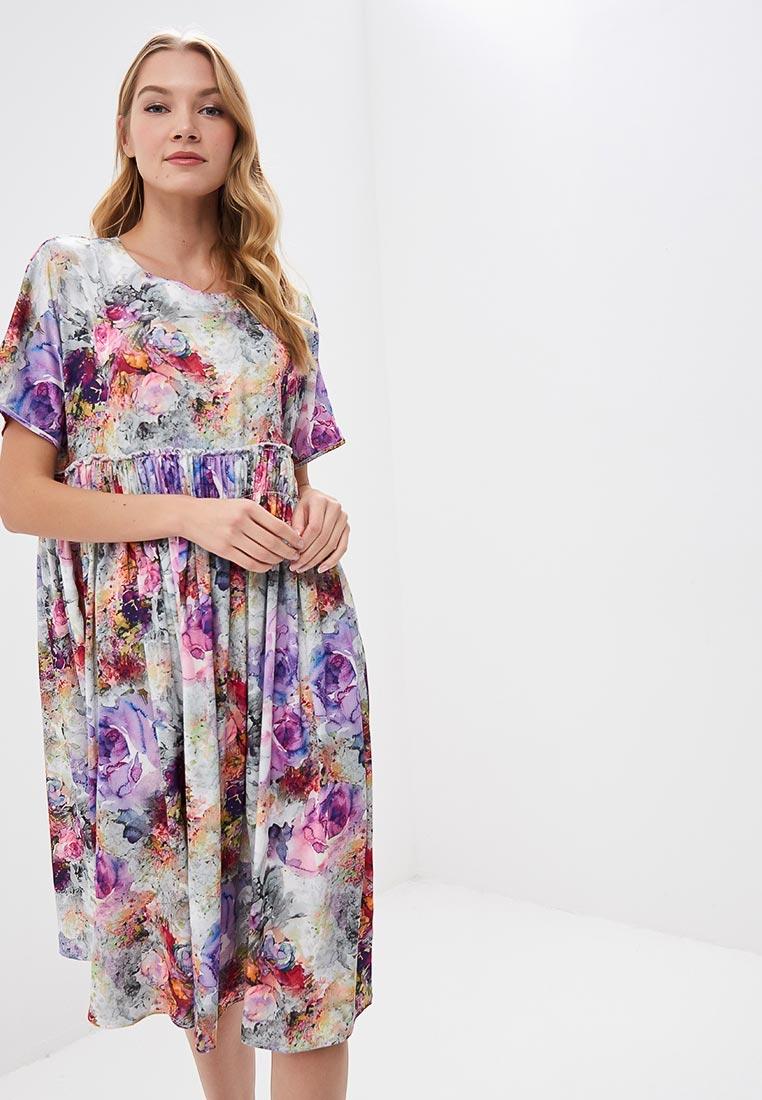 """Повседневное платье MadaM T (Мадам Т) ПЛ4660/1609 """"Офелия"""""""