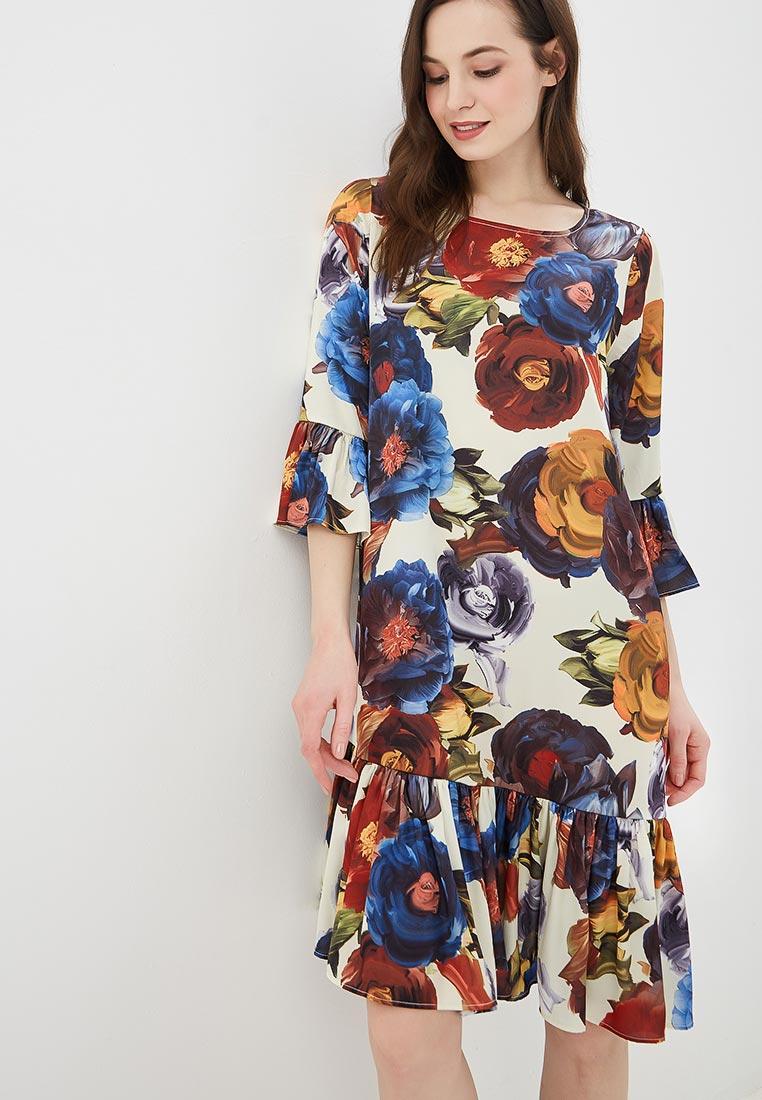 """Повседневное платье MadaM T (Мадам Т) ПЛ4661/0712 """"Нателла"""""""