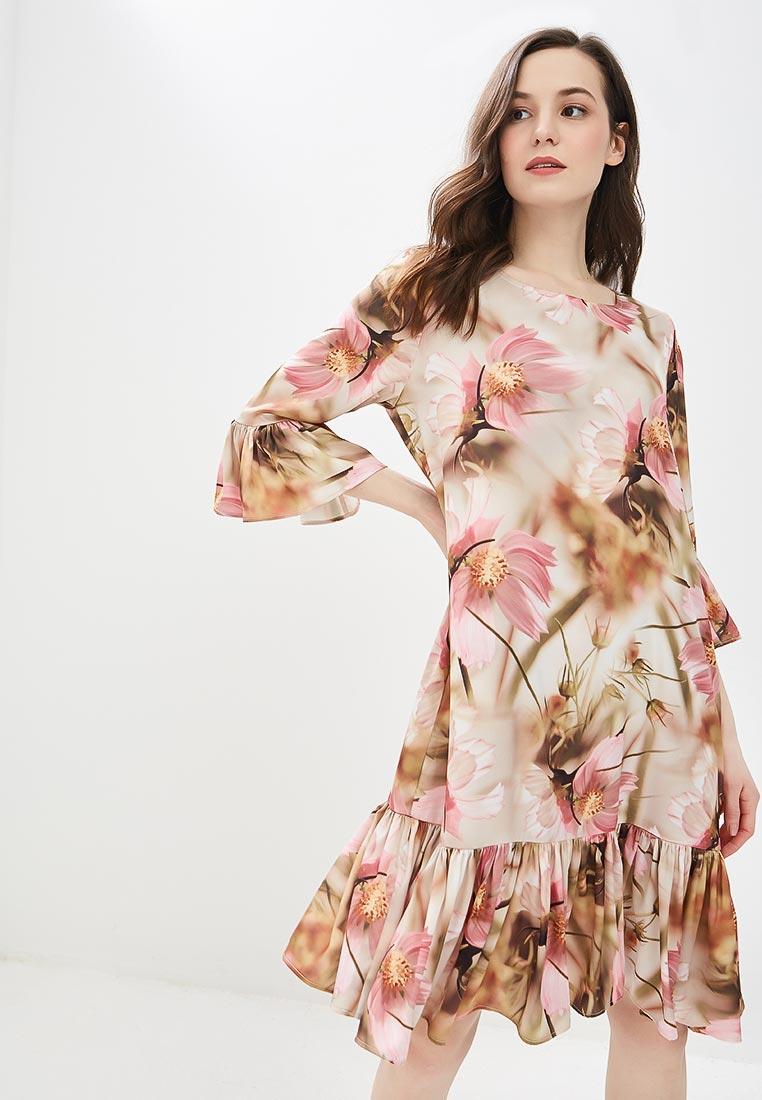 """Повседневное платье MadaM T (Мадам Т) ПЛ4661/0714 """"Нателла"""""""