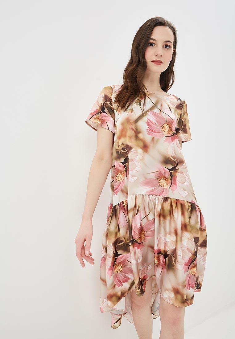 """Повседневное платье MadaM T (Мадам Т) ПЛ4662/0714 """"Эва"""""""