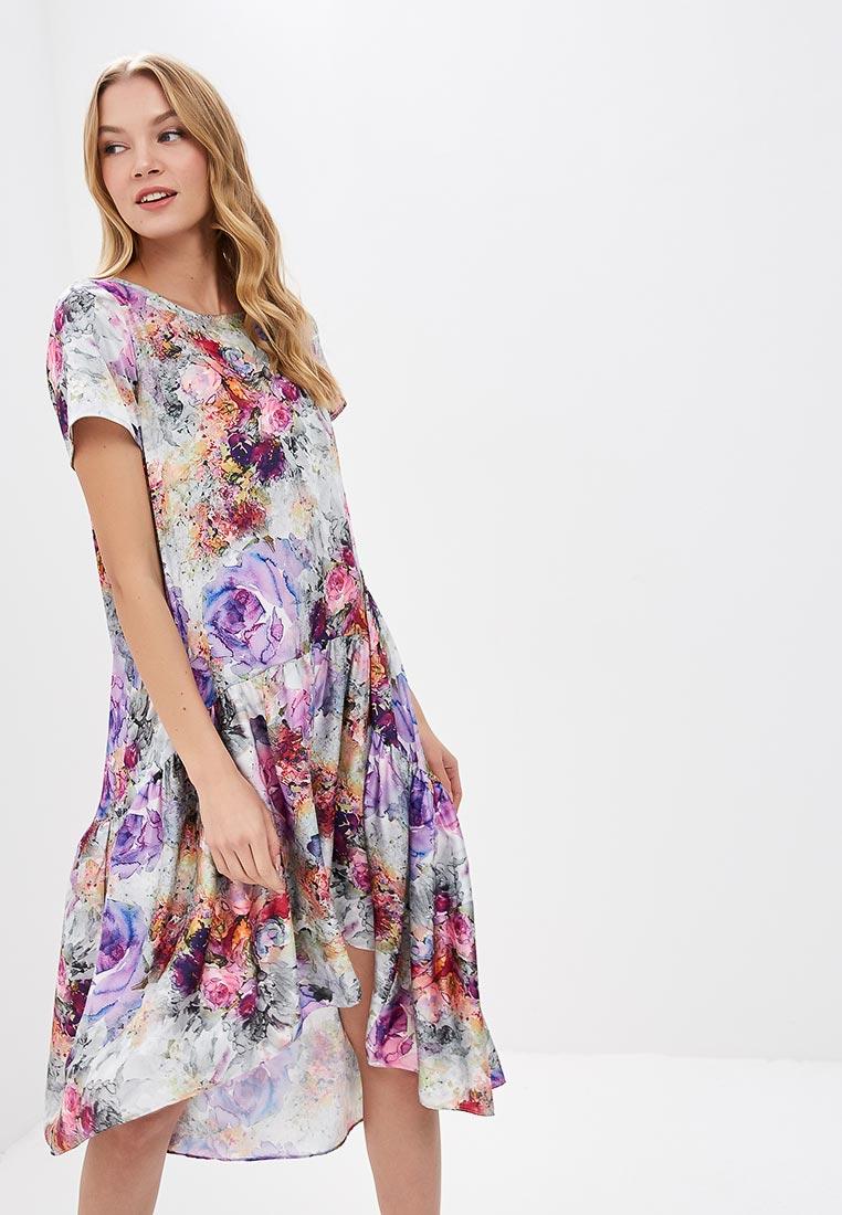 """Повседневное платье MadaM T (Мадам Т) ПЛ4662/1609 """"Эва"""""""