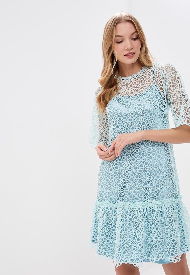 """Вечернее / коктейльное платье MadaM T (Мадам Т) ПЛ4673/21 """"Фикера"""""""