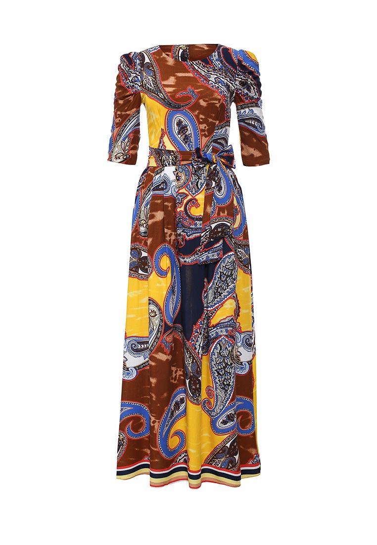 """Повседневное платье MadaM T (Мадам Т) ПЛ2005/158 """"Анже"""""""