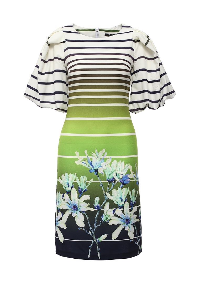 """Повседневное платье MadaM T (Мадам Т) ПЛ2334/0121 """"Кверти"""""""