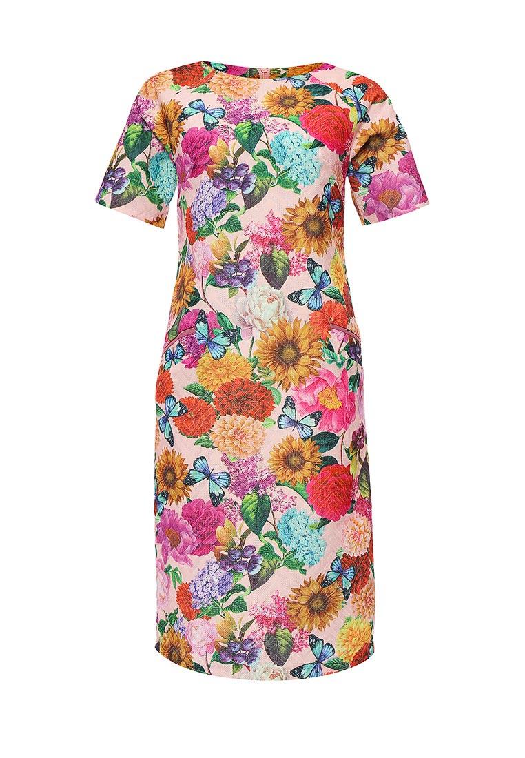"""Повседневное платье MadaM T (Мадам Т) ПЛ3031/0914 """"Измира"""""""