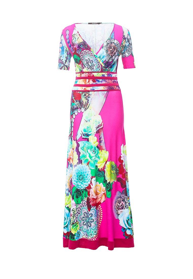 """Повседневное платье MadaM T (Мадам Т) ПЛ3037/1421 """"Гавея"""""""