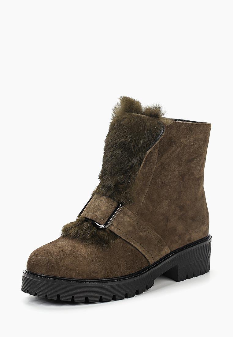 Женские ботинки Mascotte 38-820231-0604