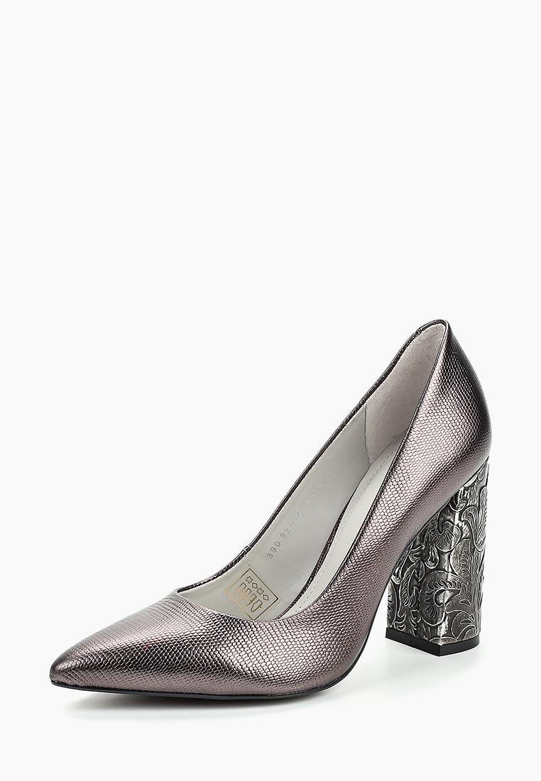 Женские туфли Mascotte 390-820161-0110