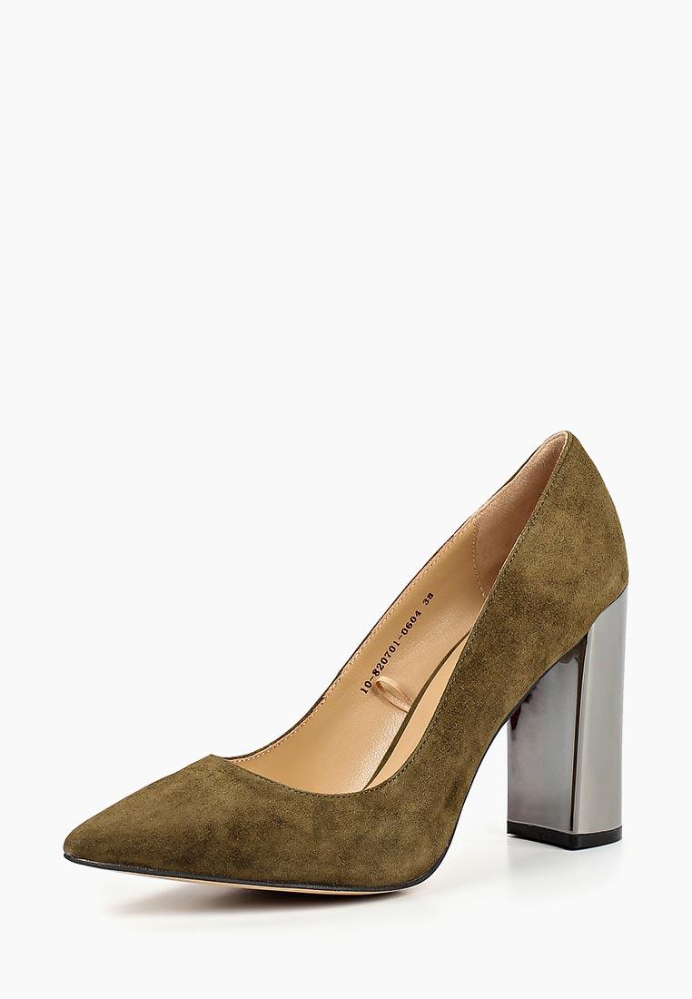 Женские туфли Mascotte 10-820701-0604
