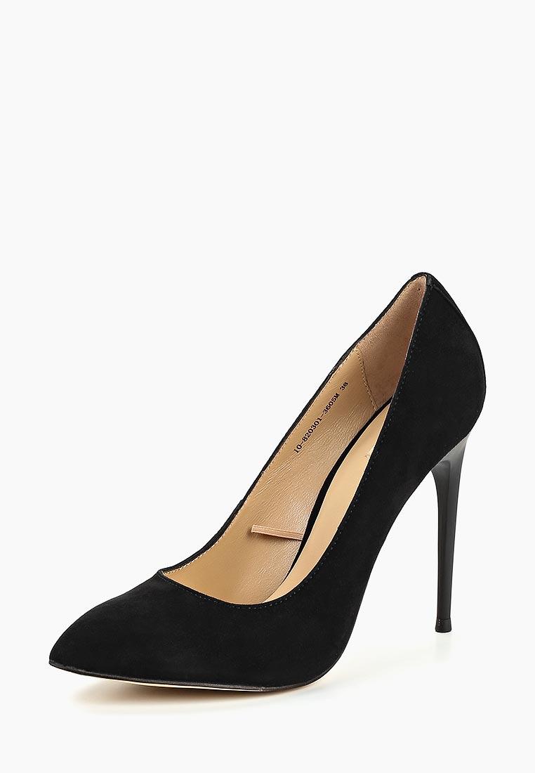Женские туфли Mascotte 10-820301-3605M