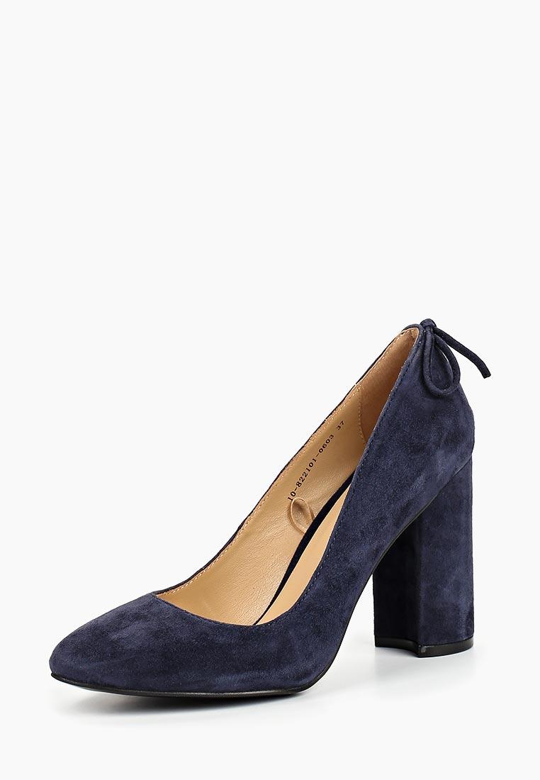 Женские туфли Mascotte 10-822101-0603