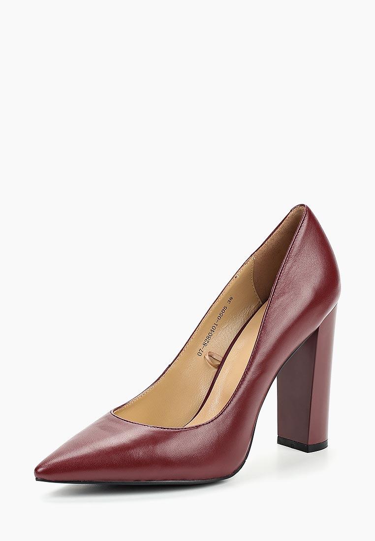 Женские туфли Mascotte 07-8280401-0505