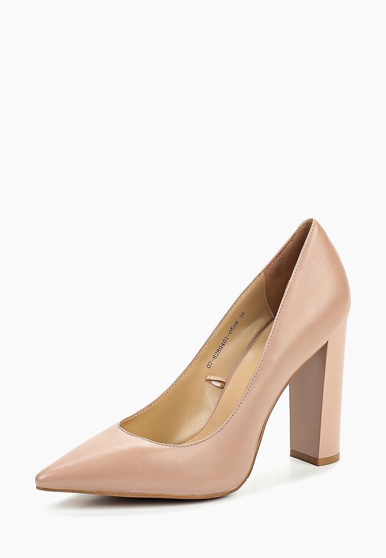 Женские туфли Mascotte 07-8280401-0508
