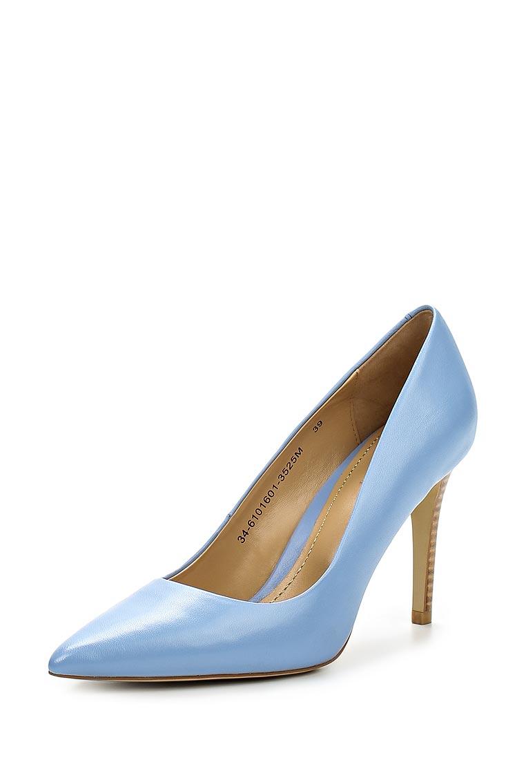 Женские туфли Mascotte 34-6101601-3525M