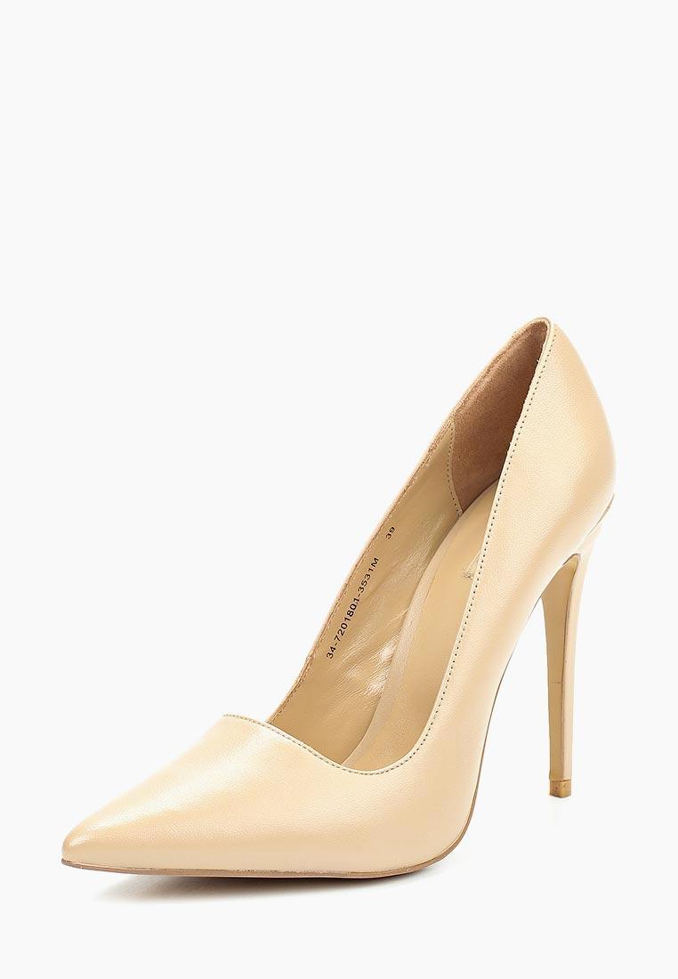 Женские туфли Mascotte 34-7201801-3531M