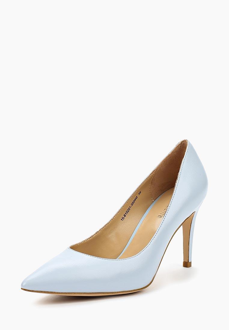 Женские туфли Mascotte 15-810201-3504M