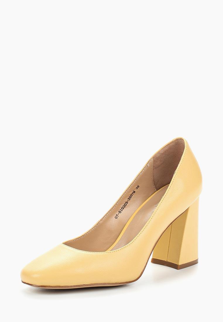 Женские туфли Mascotte 07-810303-3507M