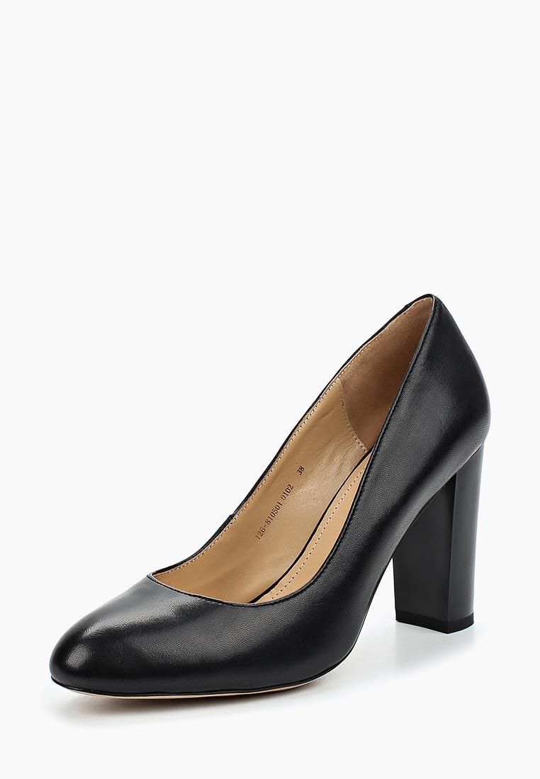 Женские туфли Mascotte 126-810501-0102