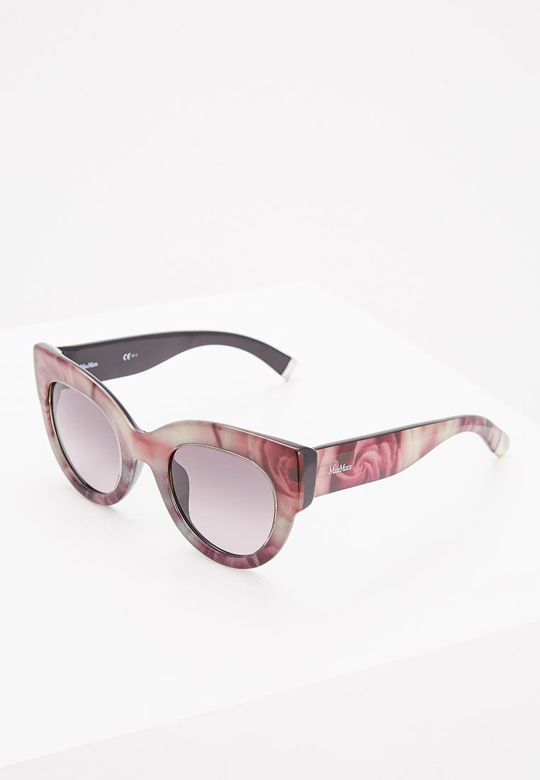 Женские солнцезащитные очки Max Mara MM REDDISH