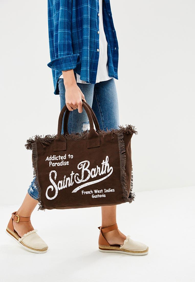 Пляжная сумка MC2 Saint Barth VANITY
