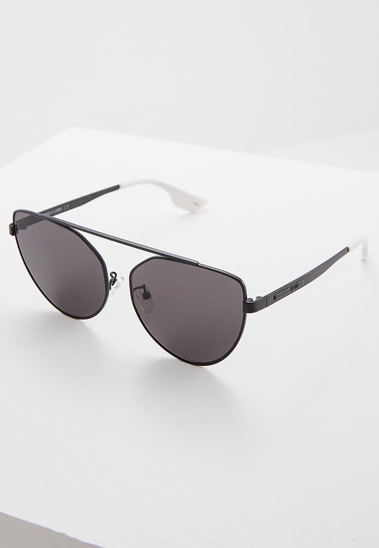 Женские солнцезащитные очки McQ Alexander McQueen MQ0075S