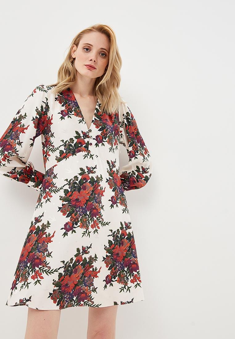 Повседневное платье McQ Alexander McQueen 520594 RLB01