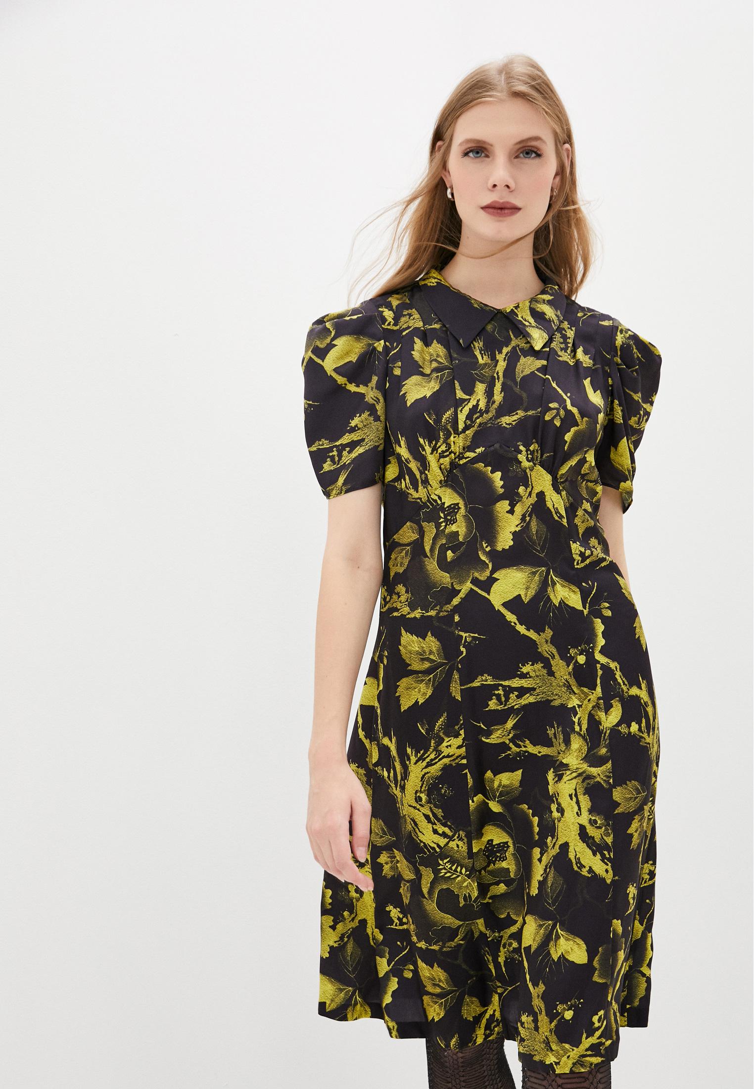 Повседневное платье McQ Alexander McQueen Платье McQ Alexander McQueen