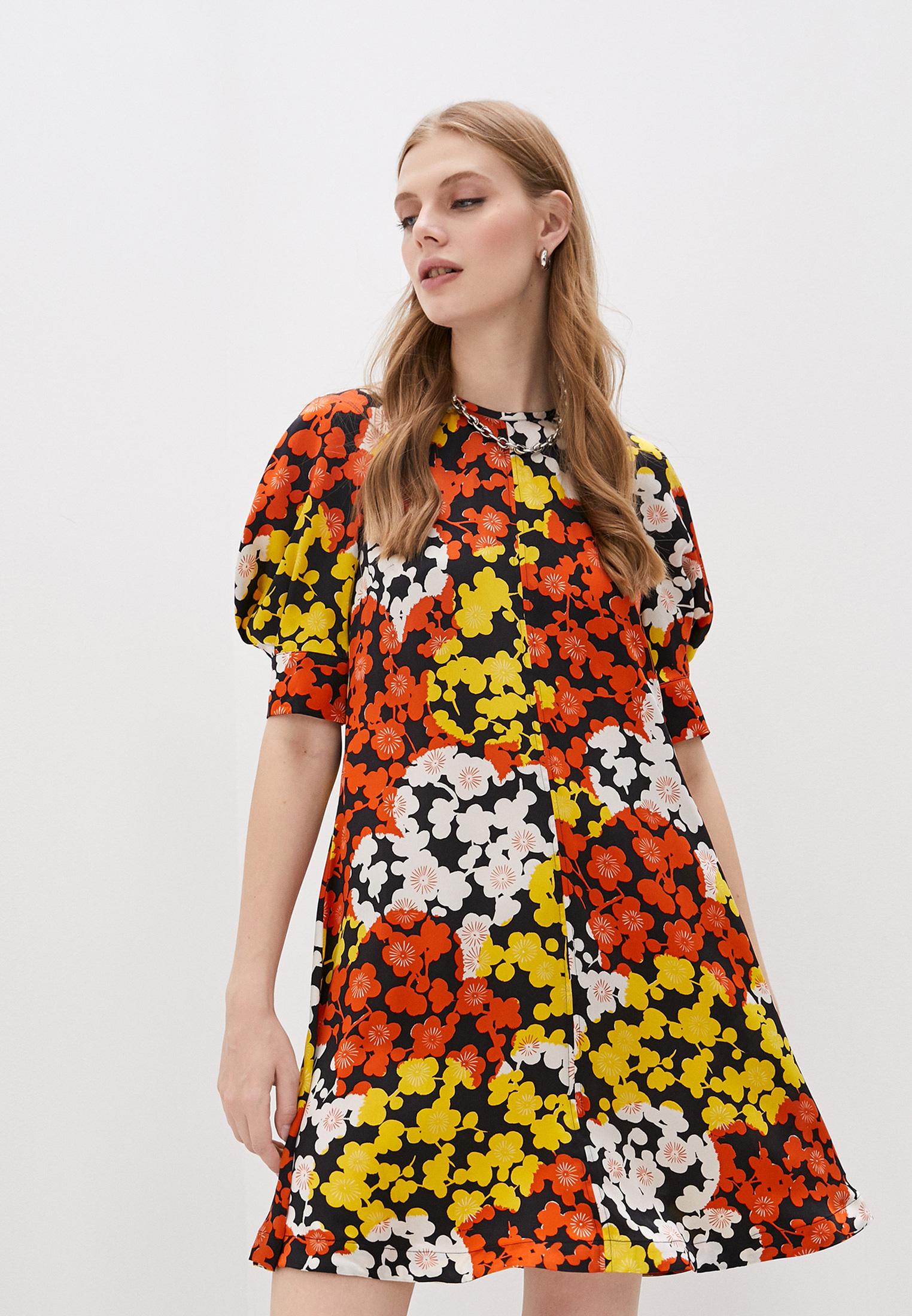 Повседневное платье McQ Alexander McQueen 592802ROB08