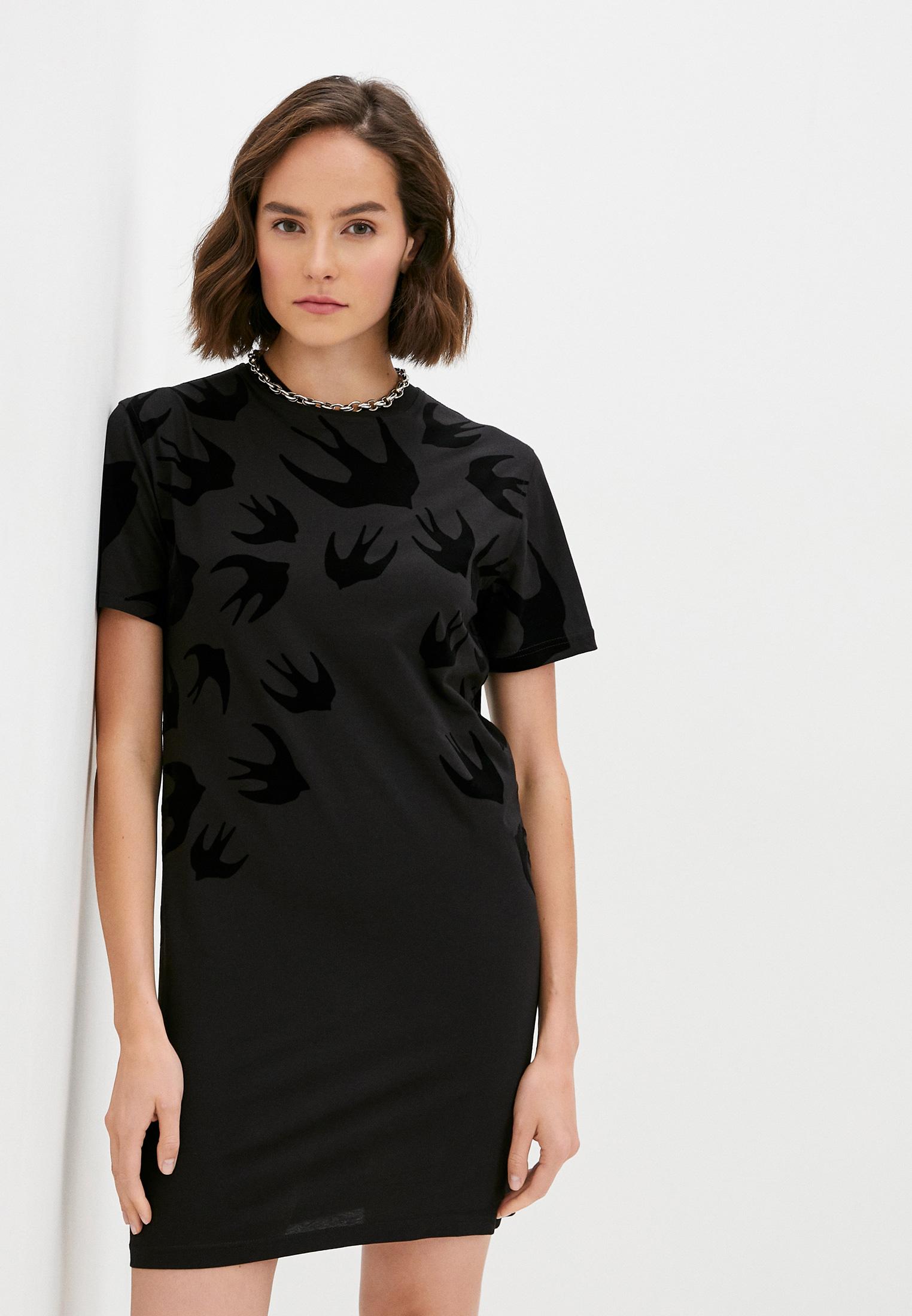 Платье McQ Alexander McQueen 395772RLT73