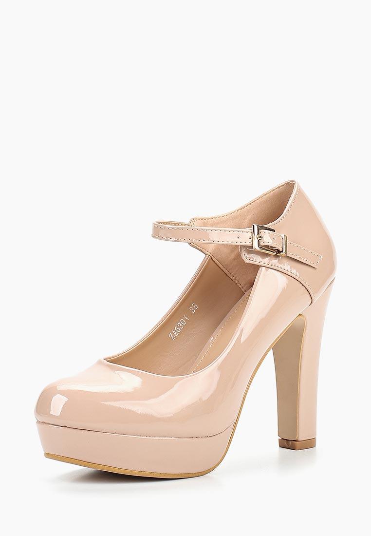 Женские туфли Mellisa F33-ZA6301