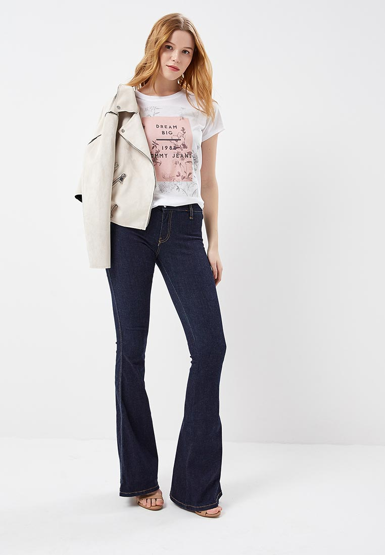 Широкие и расклешенные джинсы Met 10DBF1017: изображение 2