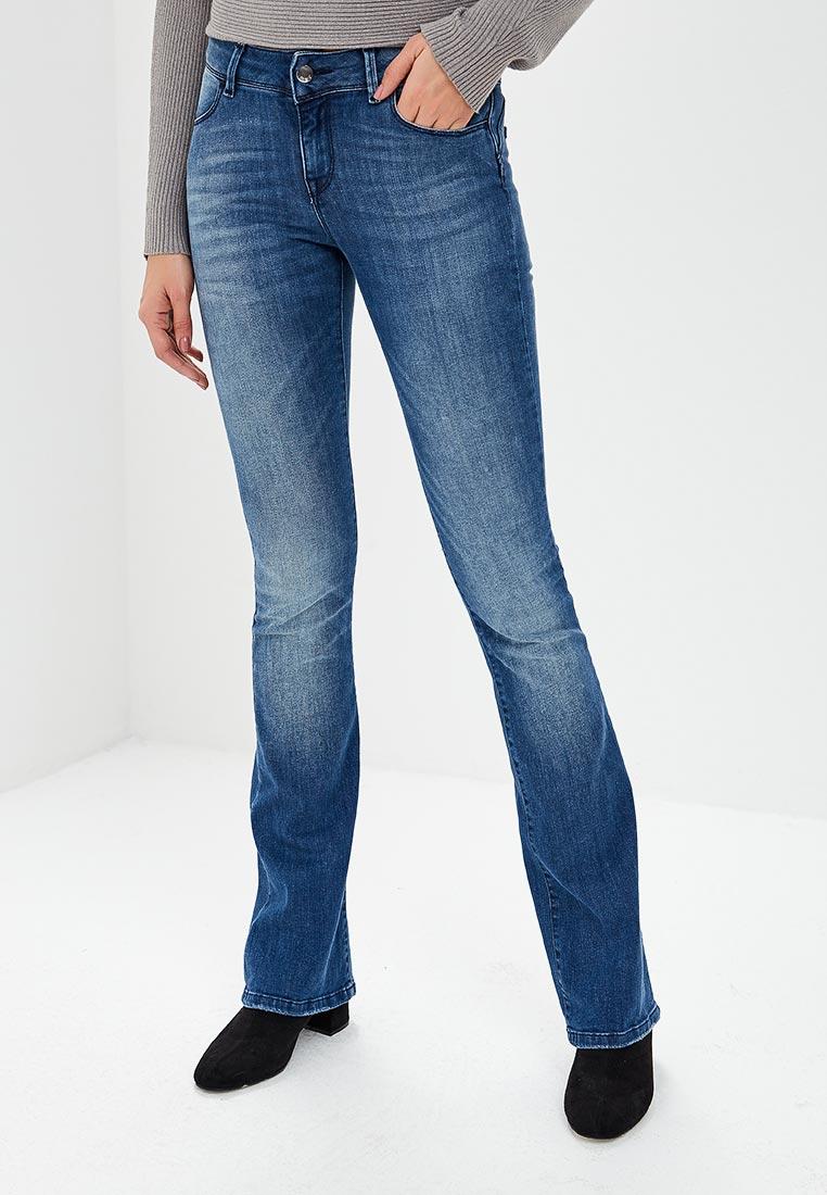 Широкие и расклешенные джинсы Met 10DB50296