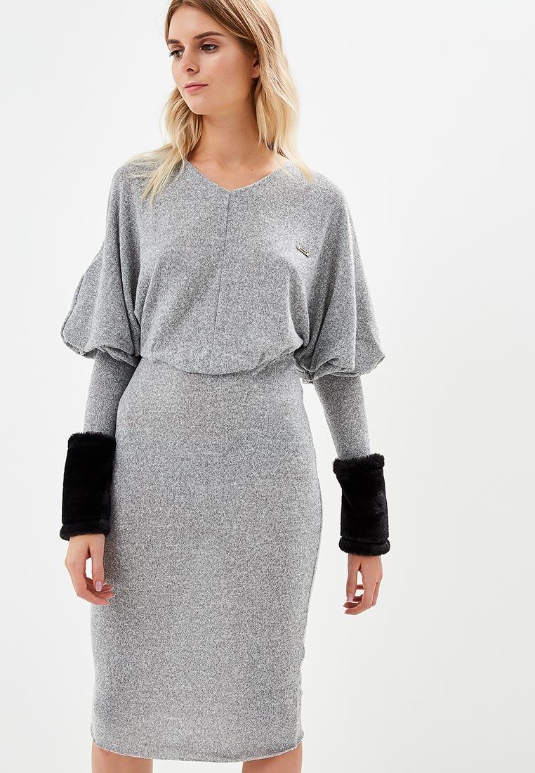 Вязаное платье Met 10DVE1165