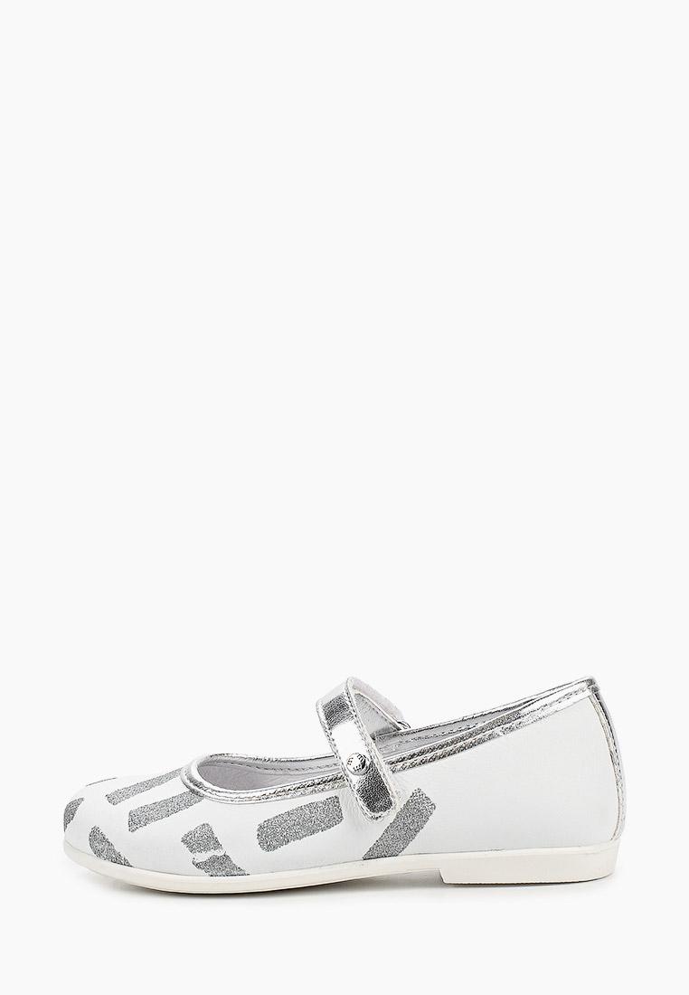 Туфли для девочек Melania 2MD.MD93790.K