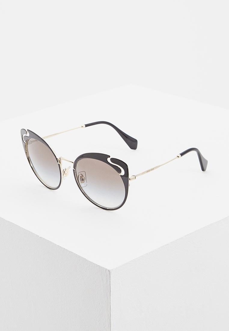Женские солнцезащитные очки Miu Miu 0MU 57TS 9477b2e2ca9